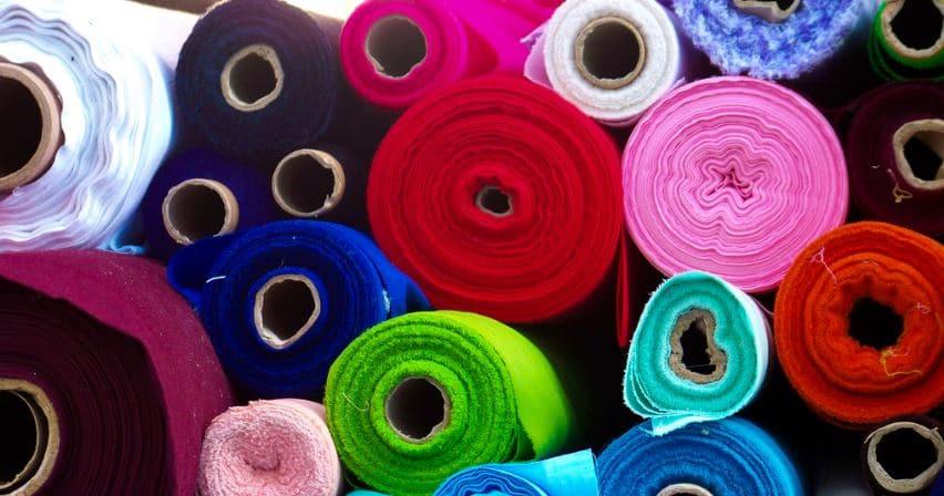 tipos de telas y textiles