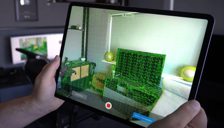 app escáner realidad aumentada