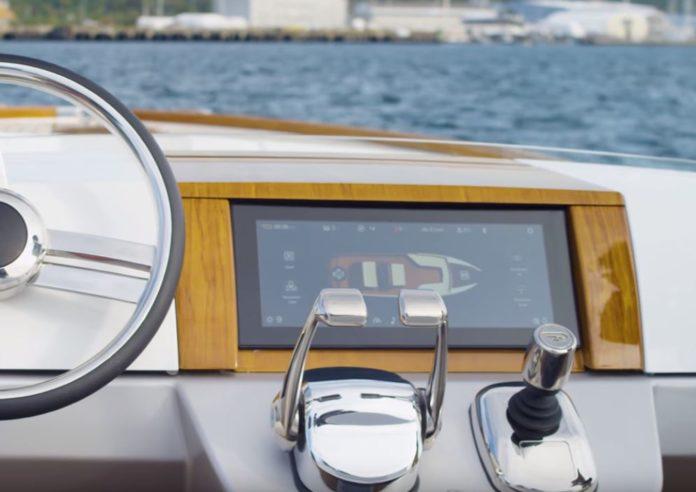 barco eléctrico con renovables