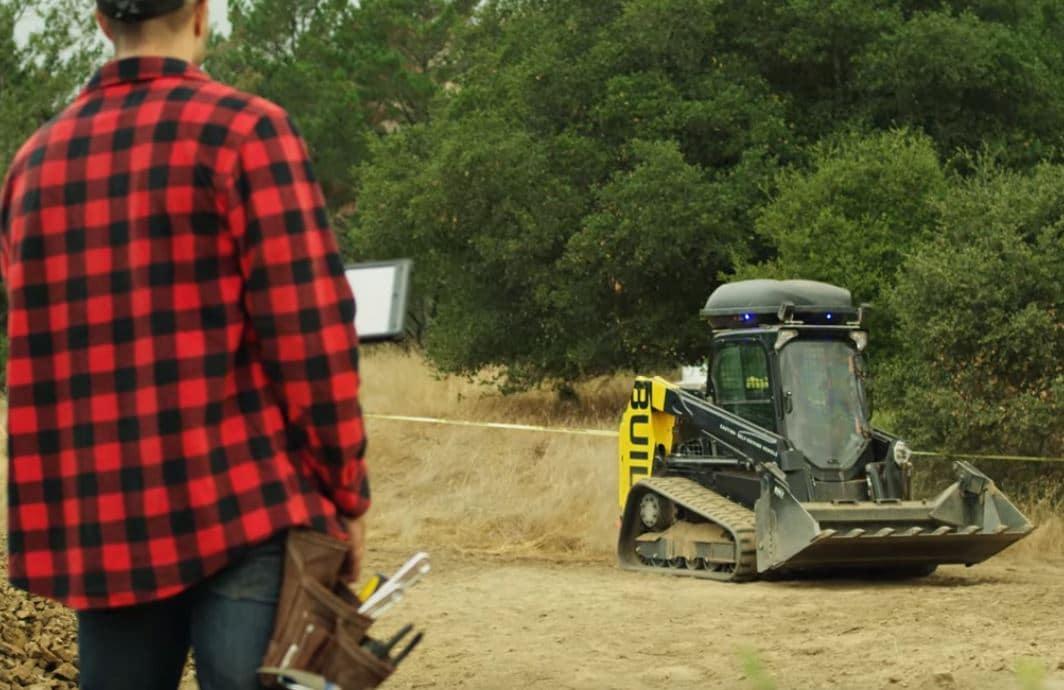 bulldozer para excavacion