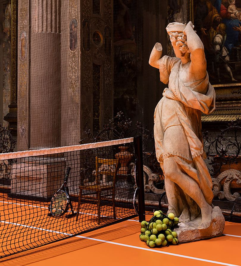 arte del tenis