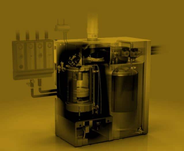 Calderas de gasoil por condensaci n en la calefacci n del - Caldera de calefaccion ...