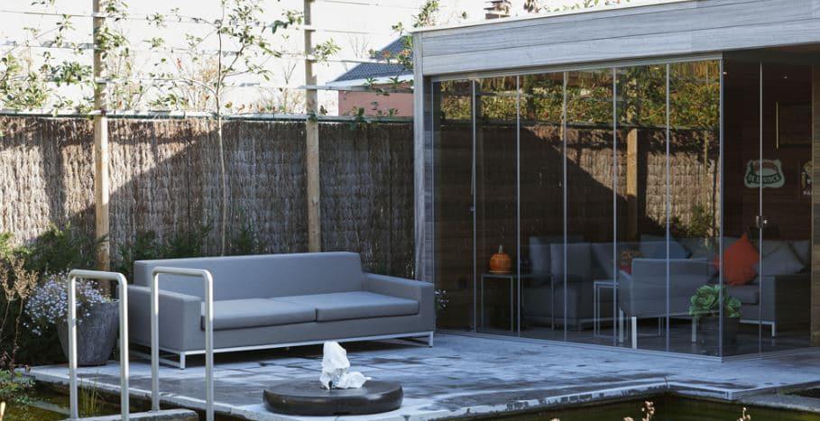 Como cerrar una terraza latest terraza cubierta with como for Cubiertas acristaladas