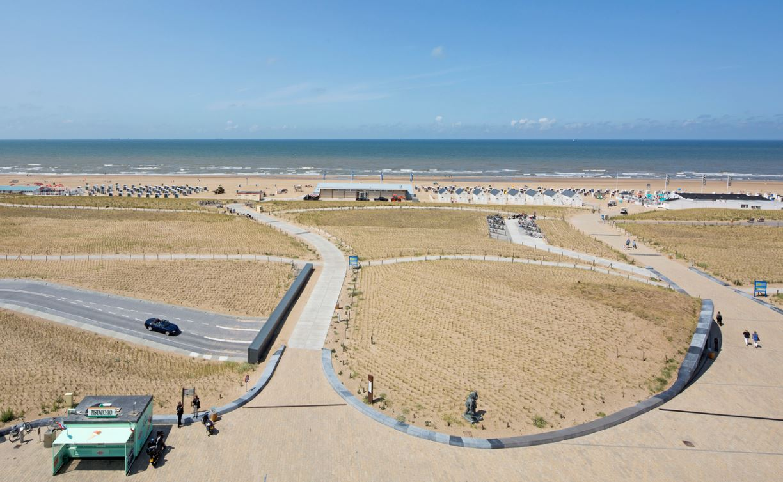 aparcamiento playa