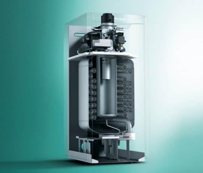 mantenimiento tecnologia de condensacion