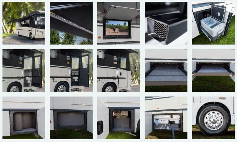 características de las caravanas