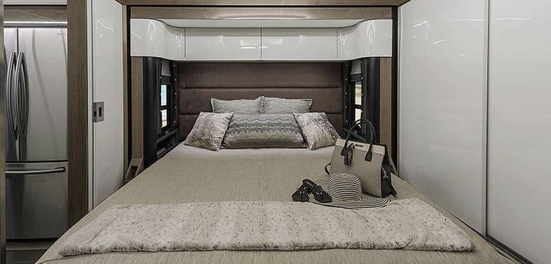 dormitorio autocaravana