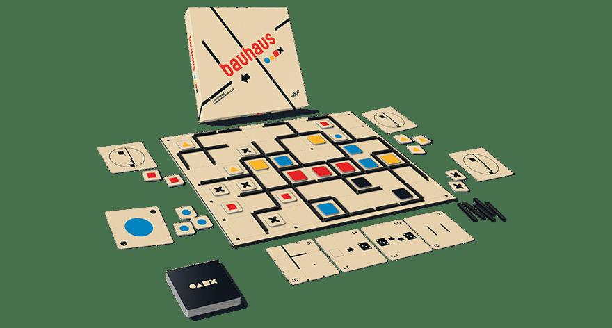 juego de mesa arquitectura