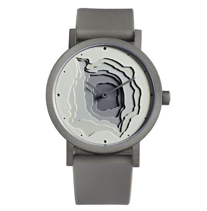 reloj topografico