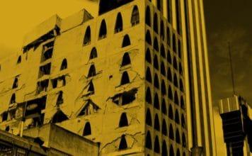sismos y terremotos en edificios