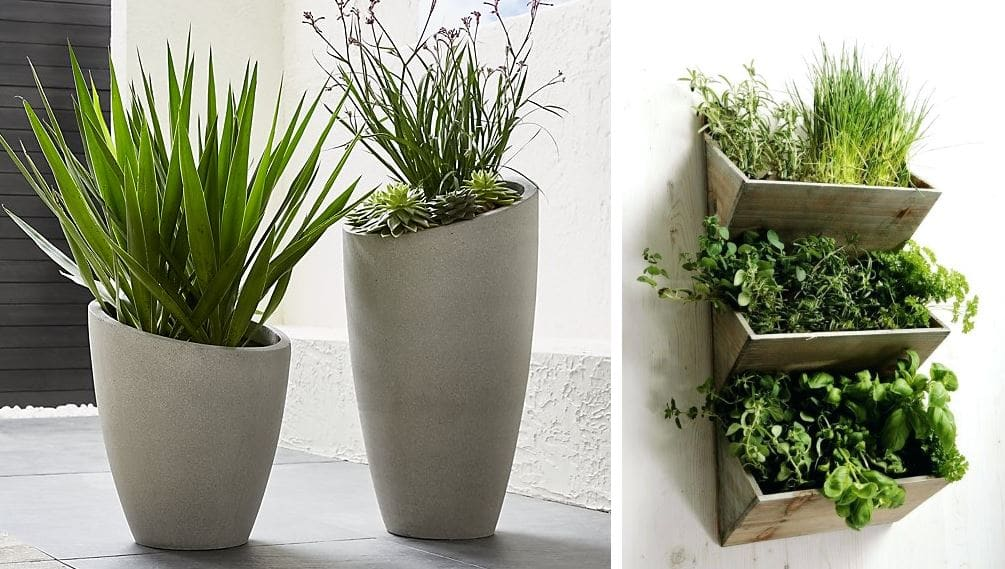 Como decorar un jardin con plantas y flores interesting for Plantas decorativas resistentes