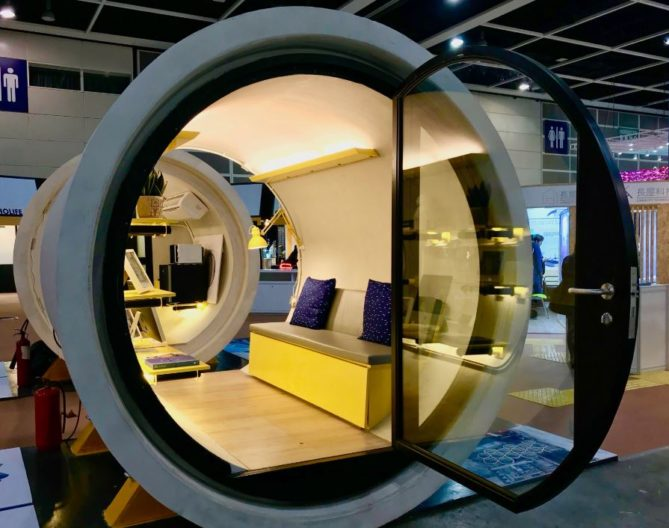 micro apartamento para vivir