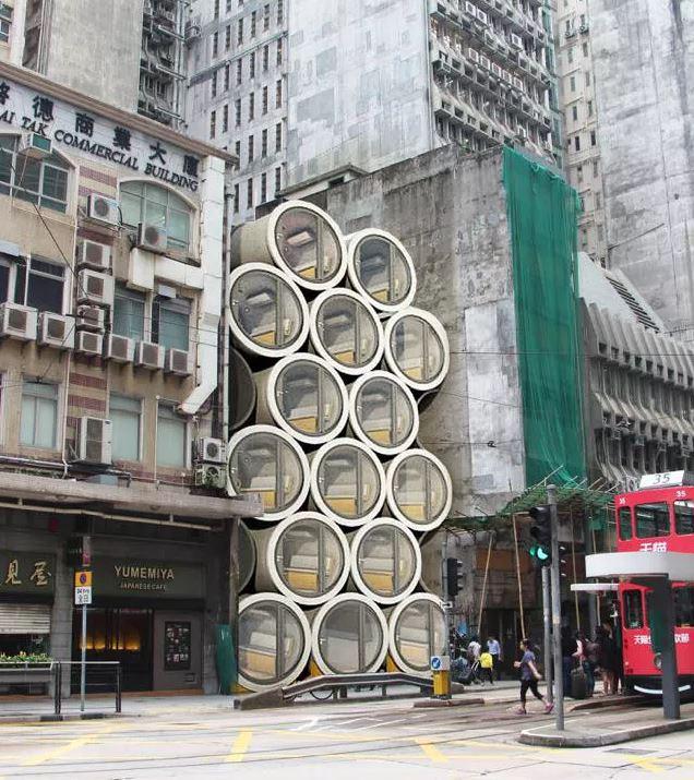 micro edificios