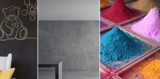 pintura decorativa en paredes