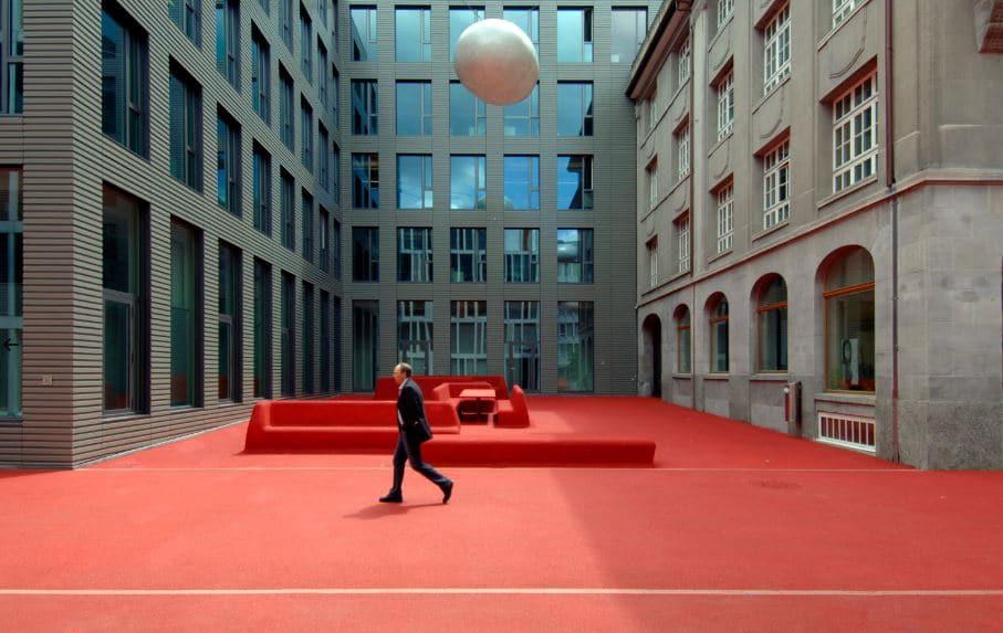 proyecto de salón urbano