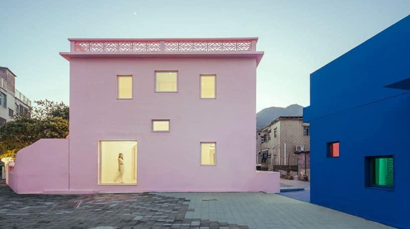 casa de colores