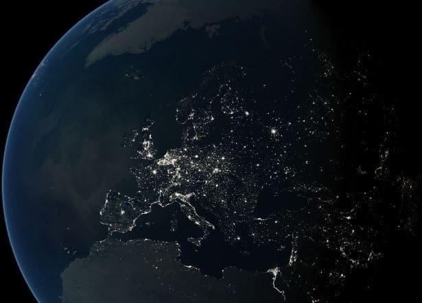 evolución de energía europa