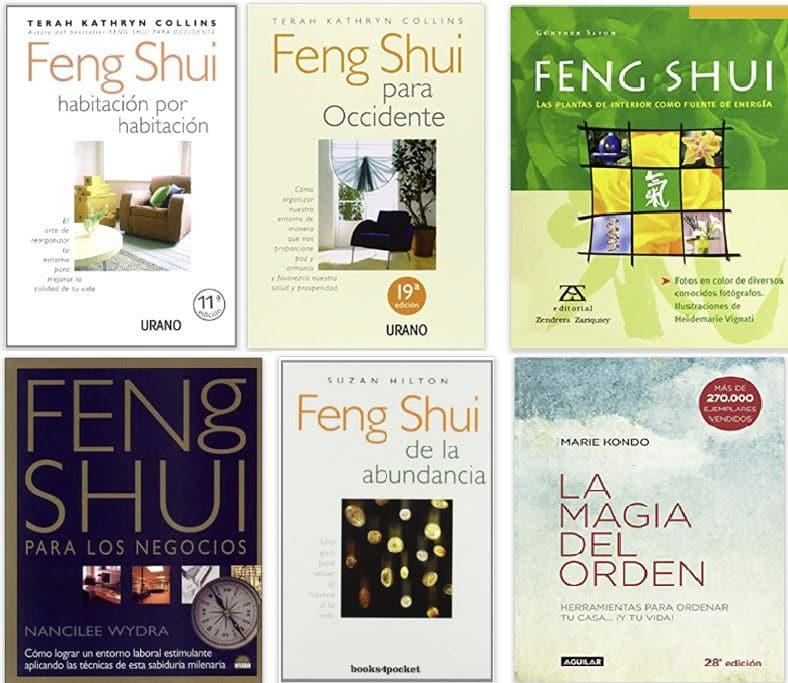 libros aprender feng shui