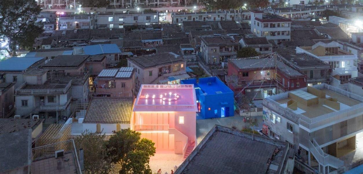 urbanismo de color