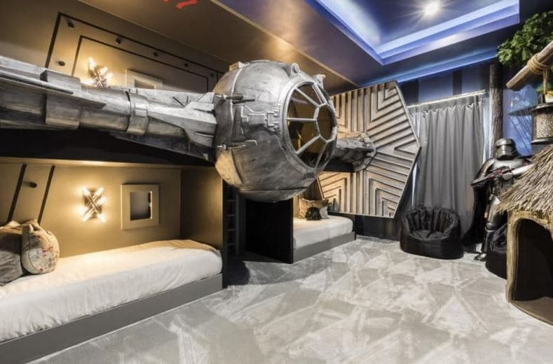 interiorismo star wars