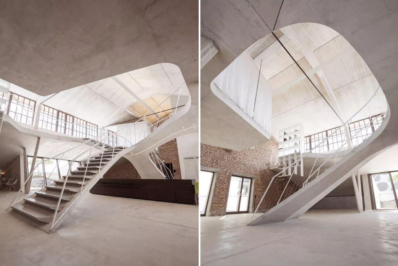 luminosidad en el loft