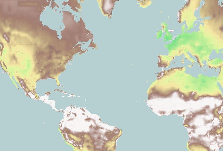 Mapa-cambio-climatico