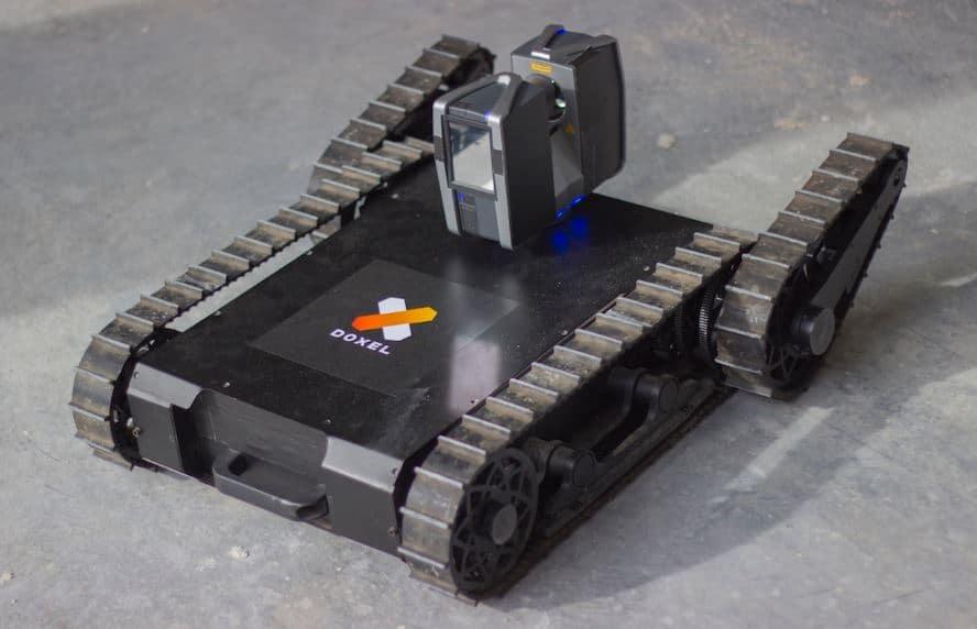 robot para construcción