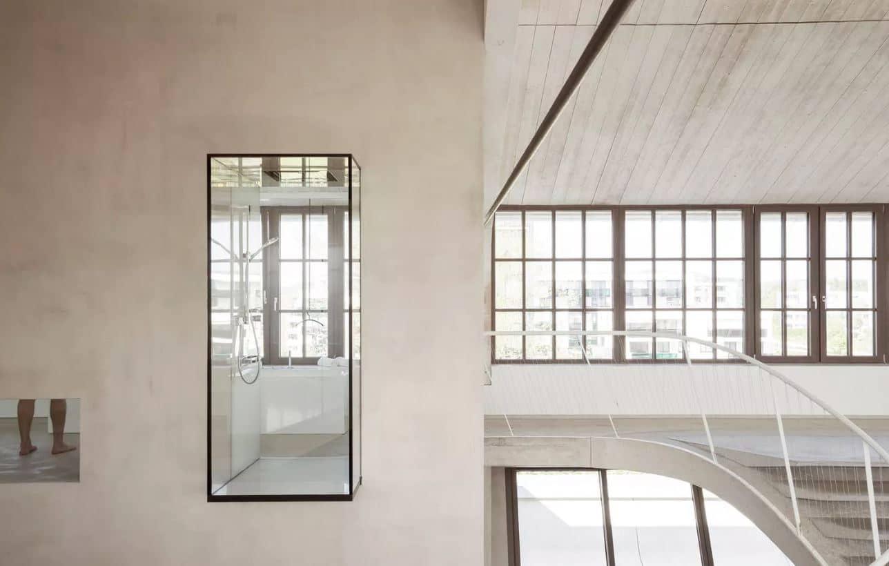 vivienda moderna loft