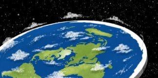 la tierra redonda o plana