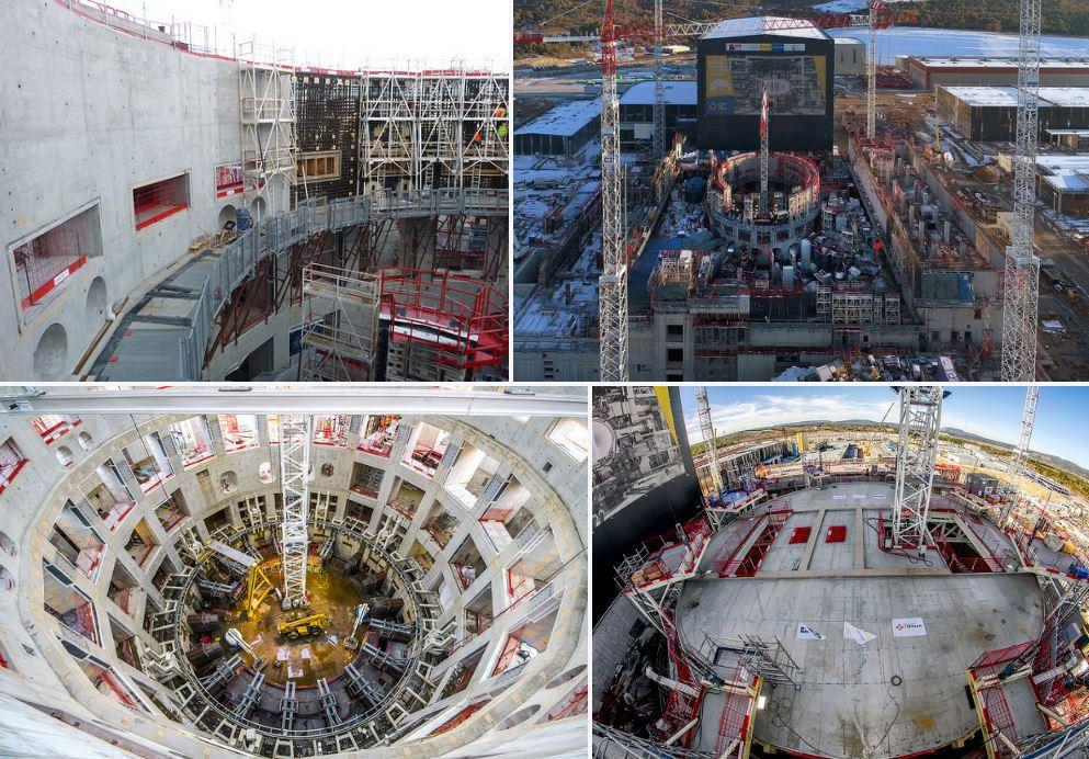 central eléctrica fusión
