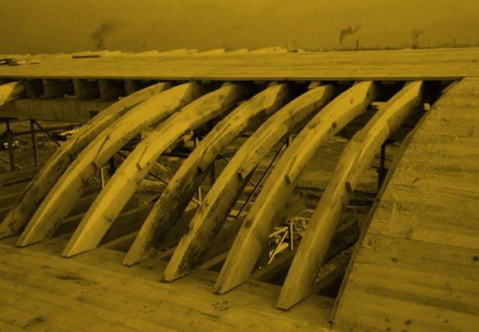 encofrados y cimbras en edificación