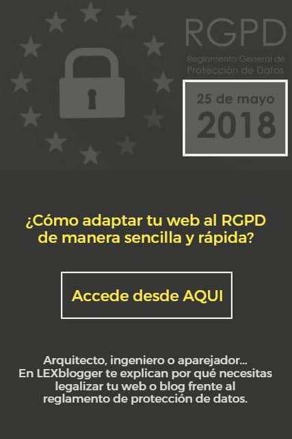 reglamento de protección datos