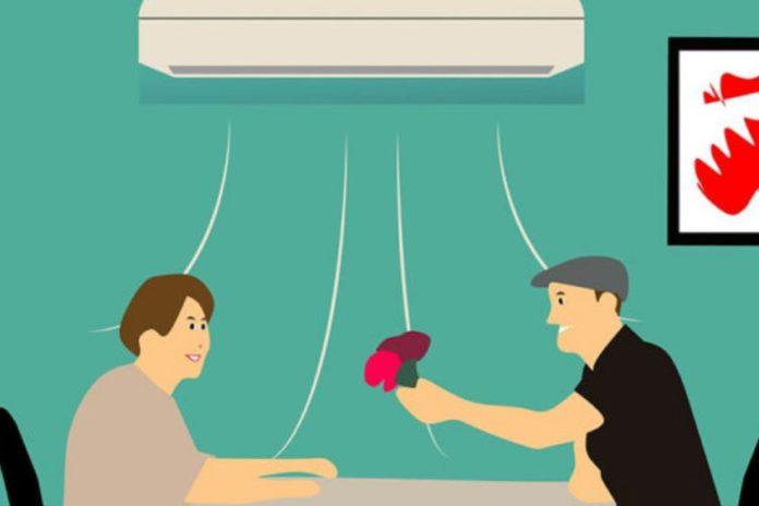 cómo afecta aire acondiciona salud personas