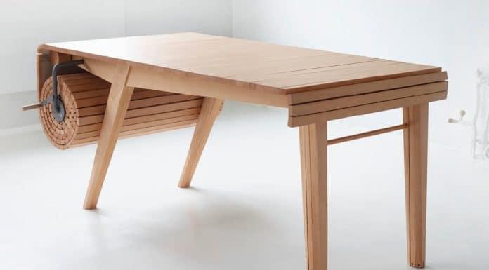 mesa persiana