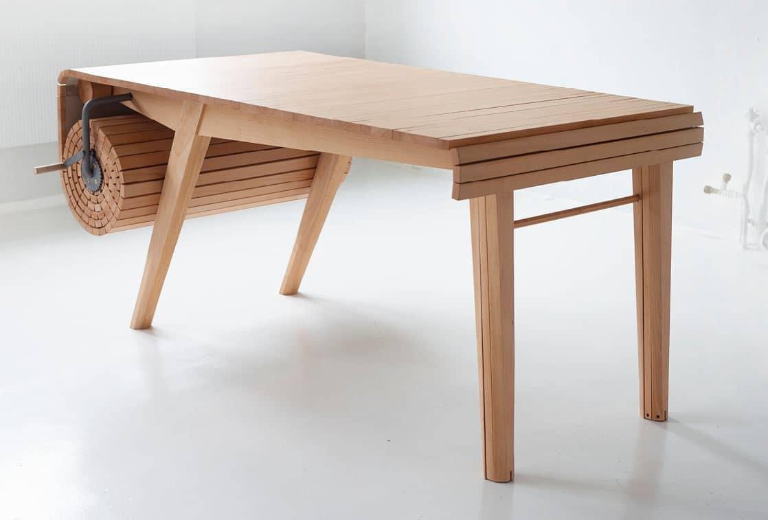 8 Muebles innovadores para ahorrar espacio sin perder su funcionalidad