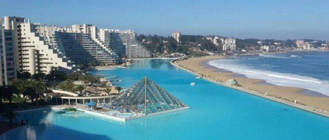 piscina más amplia mundo