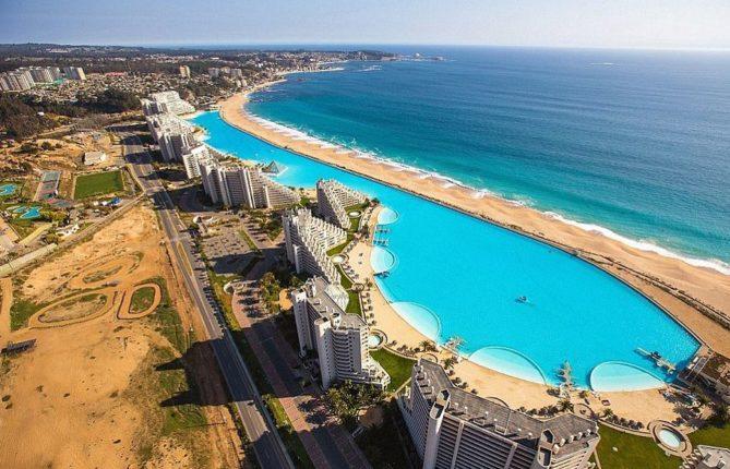 piscina más grande del mundo