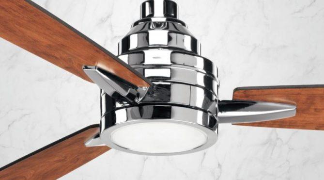 Ventiladores de techo c mo funcionan ventajas tipos - Ventiladores silenciosos hogar ...