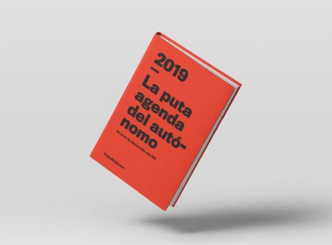 agenda para autónomos