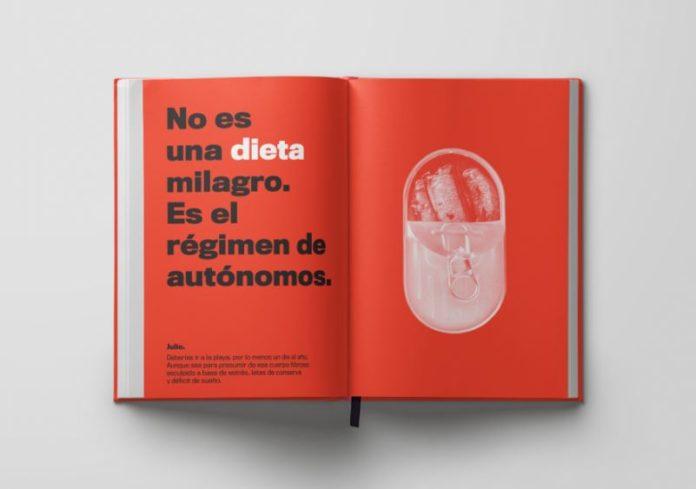 agenda personal con buen diseño