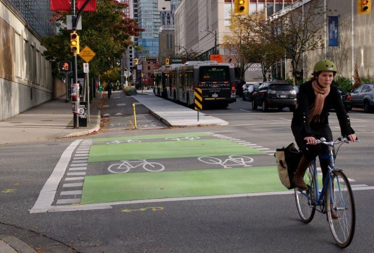 Bicicletas-en-ciudad