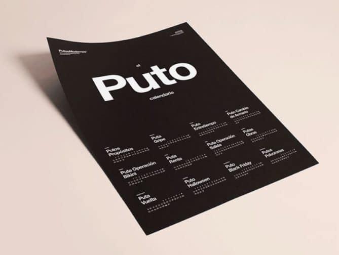 calendario original