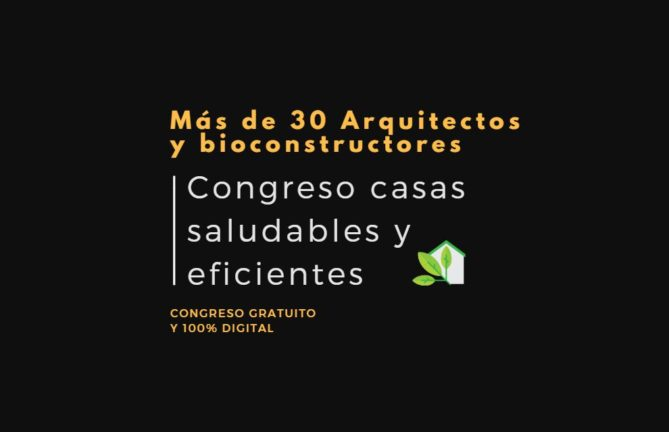 congreso casas saludables y eficientes