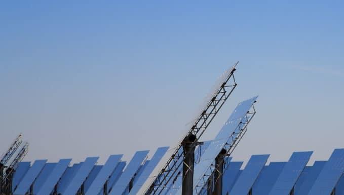 evolución energética solar renovable