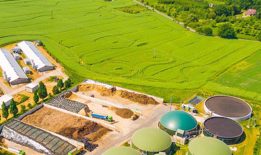 bioenergía; La energía de biomasa