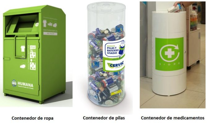 depositos especiales reciclaje