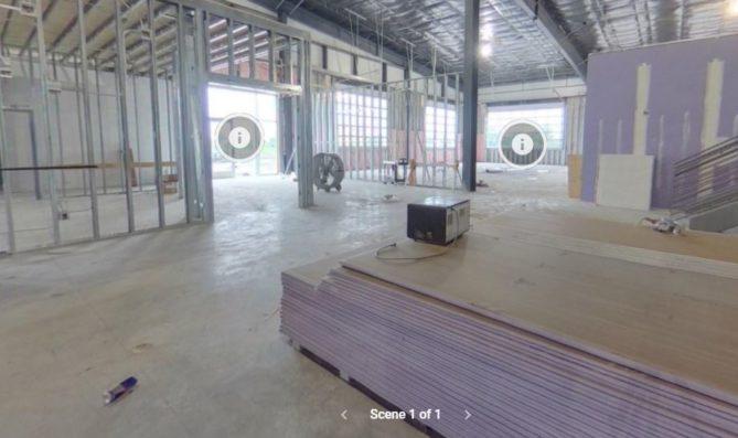 vista panorámica 360 grados