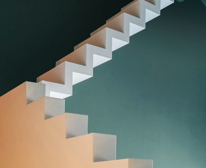 escaleras imposibles