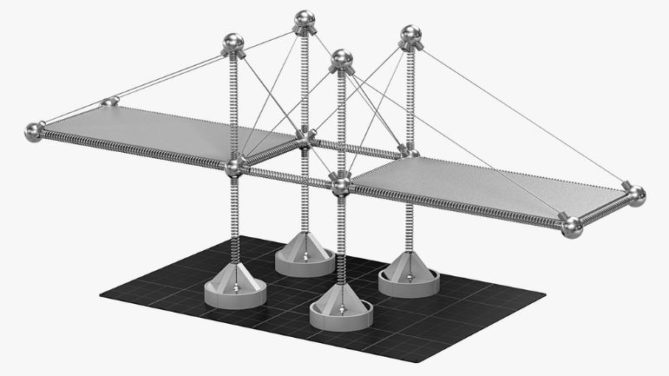 como funcionan las estructuras