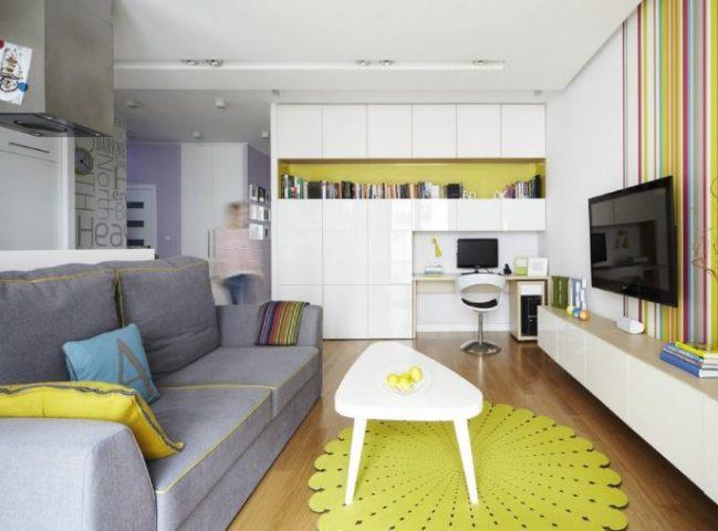 cómo decorar viviendas pequeñas